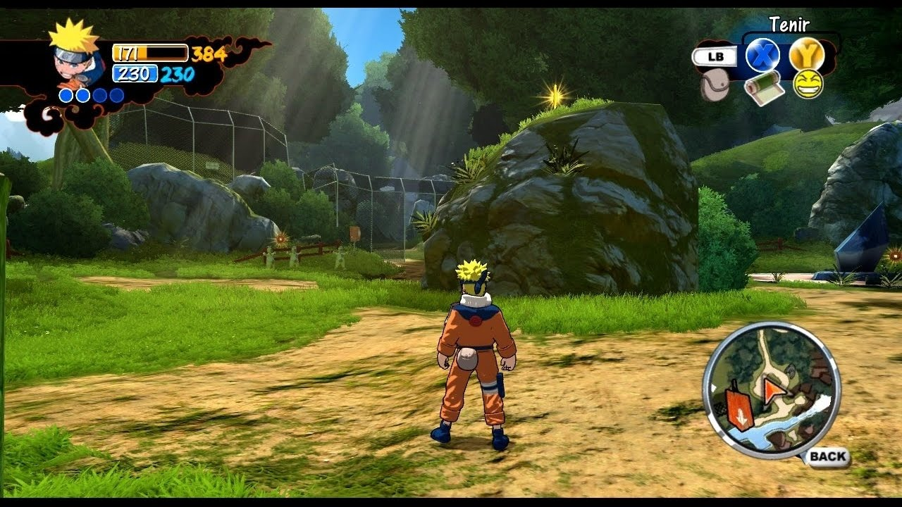 Naruto shippuden: ultimate ninja heroes 3 » ppsspp: psp эмулятор.