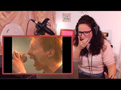 Vocal Coach Reacts - Radiohead - Creep (Best Live Performance)