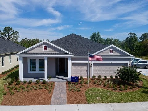 Clermont New Homes - Serenoa by David Weekley Homes - The Highlandale Model