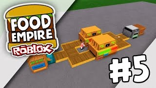 Food Empire #5 - $1 MILLION POTATOES (Roblox Food Empire)