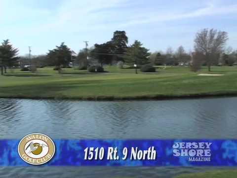 Jersey Shore Magazine Avalon Golf