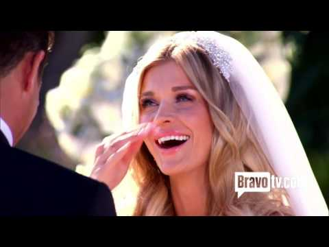 Real Housewives Of Miami Wedding Officiant Joanna & Romain