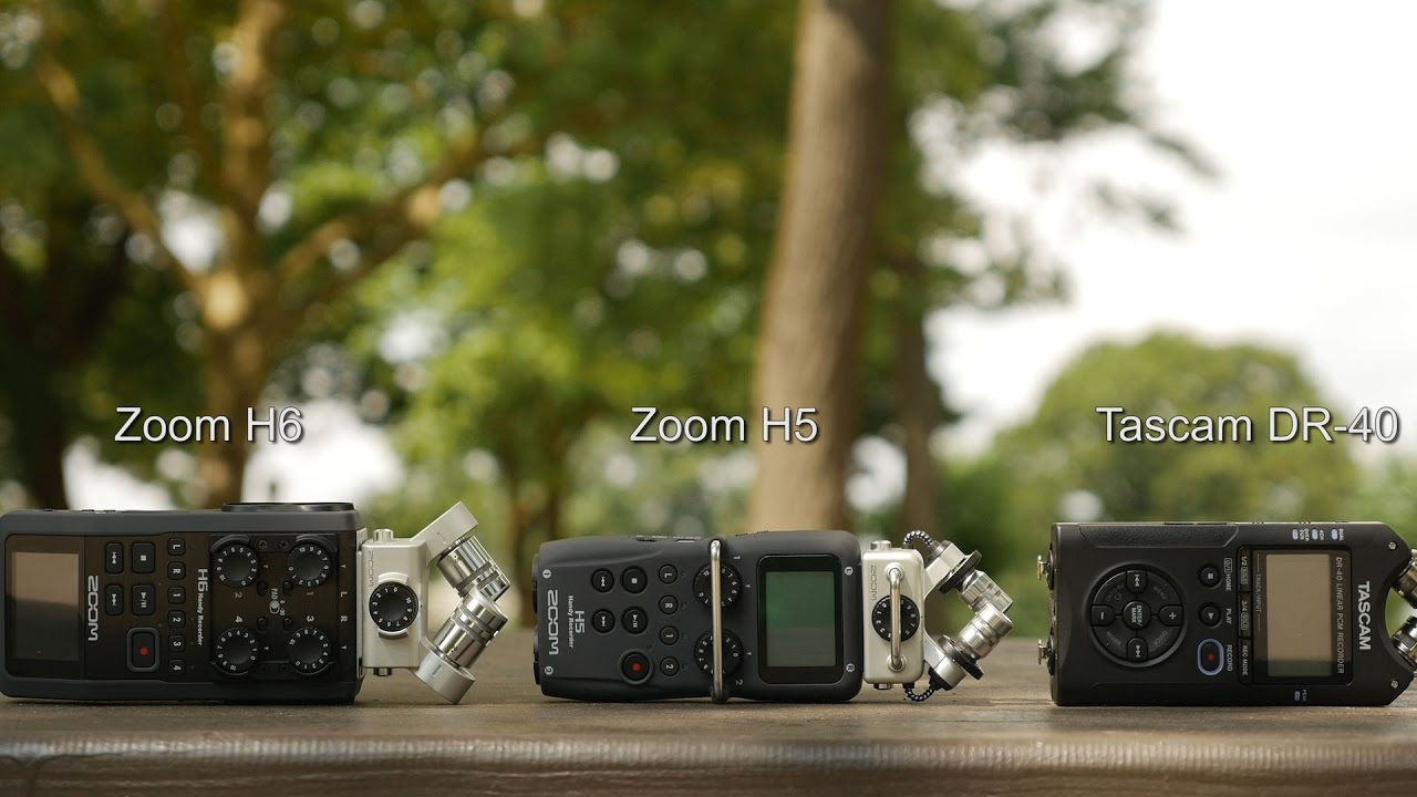Portable Audio Recorders for Filmmakers