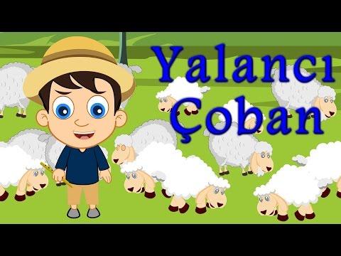 yalancı çoban çizgi film bebek şarkıları balon tv