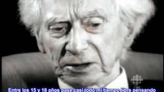 Premio Nobel Bertrand Russell Sobre Dios. Entrevista en (1959). ATEÍSMO. thumbnail