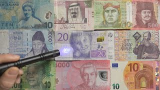 World Currencies | Part 1 | ASMR