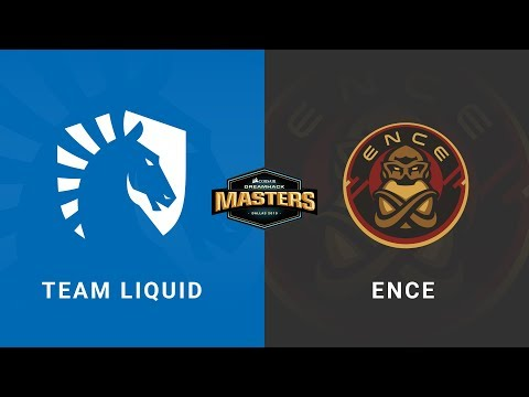 Team Liquid Vs ENCE - Grand Final - Mirage - CORSAIR DreamHack Masters Dallas 2019