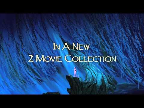 Pocahontas/Pocahontas 2:À la découverte d'un monde nouveau Combo 2 films: Bande-annonce VFQ poster