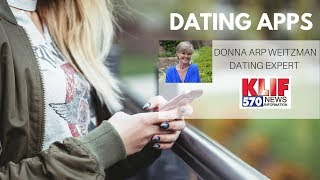 Finding Success on Dating Apps | Donna Arp Weitzman, Dating Expert