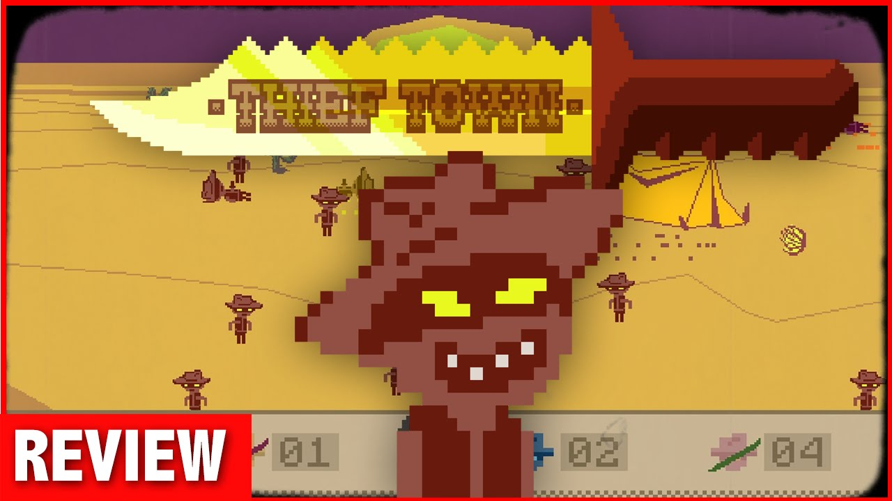 Thief Town is Out Now! news - Mod DB |Thief Town