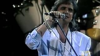 Festival de Viña 1989, Roberto Carlos, Amada amante