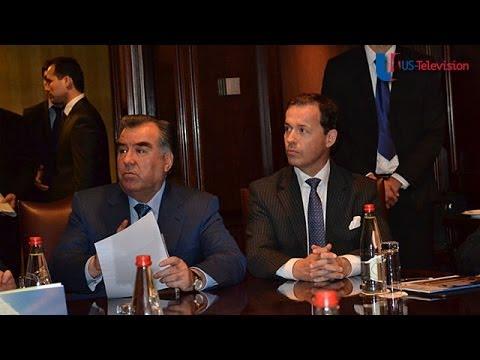 President of Tajikistan - Emomalii Rahmon