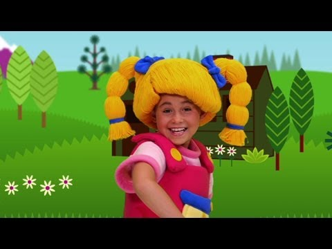 Rig A Jig Jig (HD) - Mother Goose Club Nursery Rhymes Travel Video