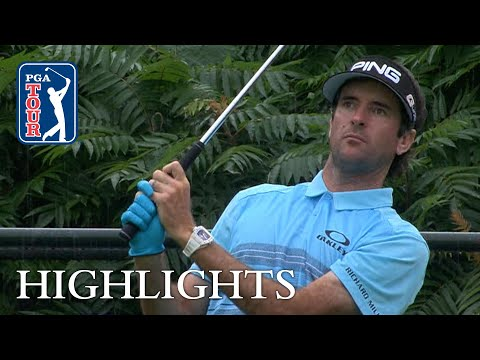 Bubba Watson extended highlights | Round 1 | RBC Canadian