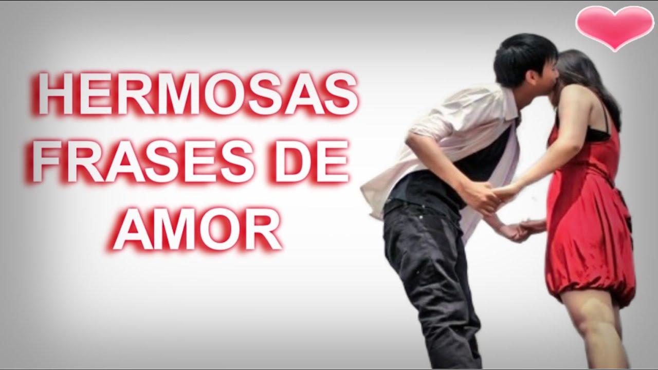 Imagenes De Amor Con Frases De Amor: Hermosas Frases De Amor Para Una Mujer, Pensamientos
