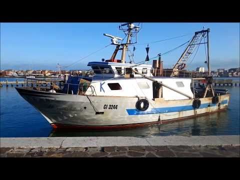 Fishing for Litter a Chioggia, progetto DeFishGear