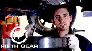 Fifth Gear: D.I.Y Self Service (The Importance Of Oil)