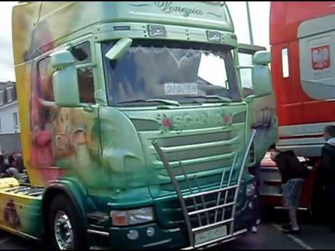 Havali Korna Scania Fransa