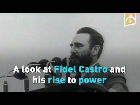 A look at Fidel Castro and his rise to power