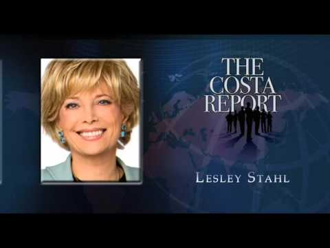 Lesley Stahl - The Costa Report - June 22, 2015