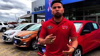 2019 Chevy Spark at McKaig Chevrolet Buick