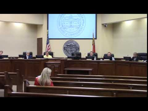 7b. Accept Gaines Lane Quit-Claim Deeds (part 1 truncated)