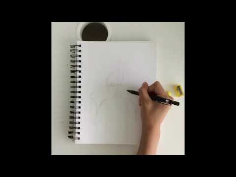 PIKACHU Girl Drawing