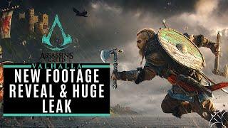 New Valhalla Footage & Gameplay Leak | Assassin's Creed Valhalla