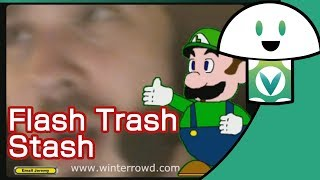 [Vinesauce] Vinny -Trash Flash Stash(Fan Edit)
