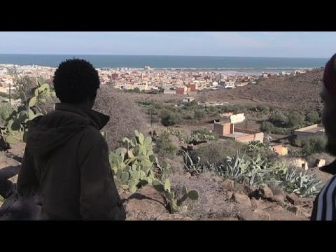 Il dramma dei migranti a Melilla - reporter