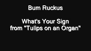 Watch Bum Ruckus Whats Your Sign video