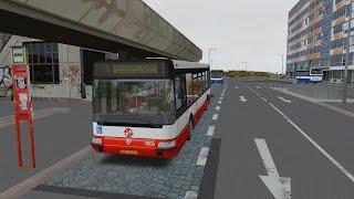 Speciál za 120 odběratelů | OMSI 2 - Projížďka Prahou s mnoha autobusy