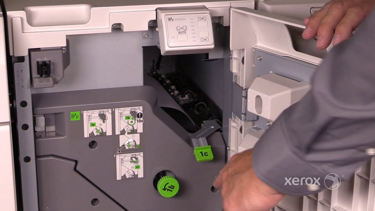 Xerox Versant 180 Press with FreeFlow Print Server Videos