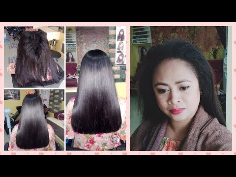 La' Athena HairVolution & Beauty Salon | Rebonding | Jan Nice