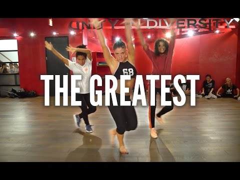SIA - The Greatest  Kyle Hanagami Choreography
