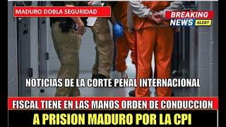 CPI ya tiene en sus MANOS orden de CONDUCCION a MADURO