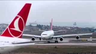 Turkish Airlines Boarding Music - Landing