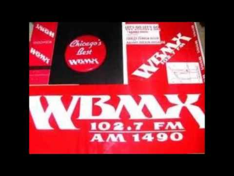 Frankie Knuckles @ WBMX 102.7 FM Hotmix Chicago, USA 1986