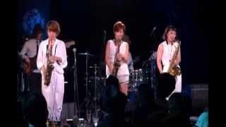sax triplets - Soulful Strut