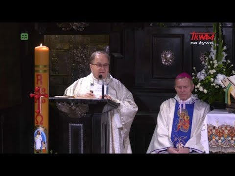 XXI Pielgrzymka Młodych z Radiem Maryja na Jasną Górę: Słowo o. Tadeusza Rydzyka CSsR