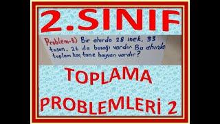 2  SINIF TOPLAMA PROBLEMLERİ VE ÇÖZÜMÜ 2