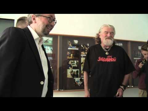 Joe Eszterhas w Warszawskiej Szkole Filmowej