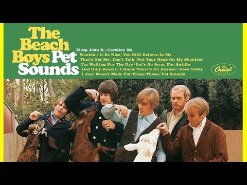 The Beach Boys Pet Sounds Songs Ranked Worst To Best