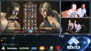 EVO 2012 Mortal Kombat 9 Full Top 8 Finals Part 1