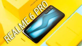 Realme 6 PRO обзор и распаковка | Возможно лучший телефон 2020 года!