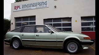 Rover SD1 Project: The Whole Nine Yards