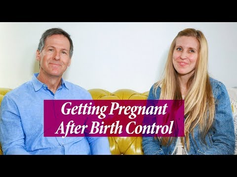 How to Get Pregnant After Birth Control Pill - with Dr. Boyd