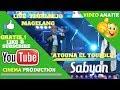 Lagu SABYAN GAMBUS TERBARU ~ SABYAN GAMBUS ATOUNA EL TOUFOULE LIVE - LIVE LAPANGAN TEGALREJO MAGELANG