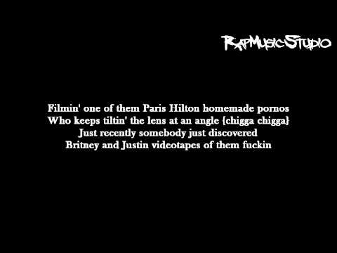 Eminem  My First Single  Lyrics on screen  Full HD