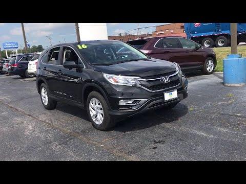 2016 Honda CR-V near me Elmhurst, Carol Stream, Bloomingdale, Itasca, Hinsdale, IL 91825A
